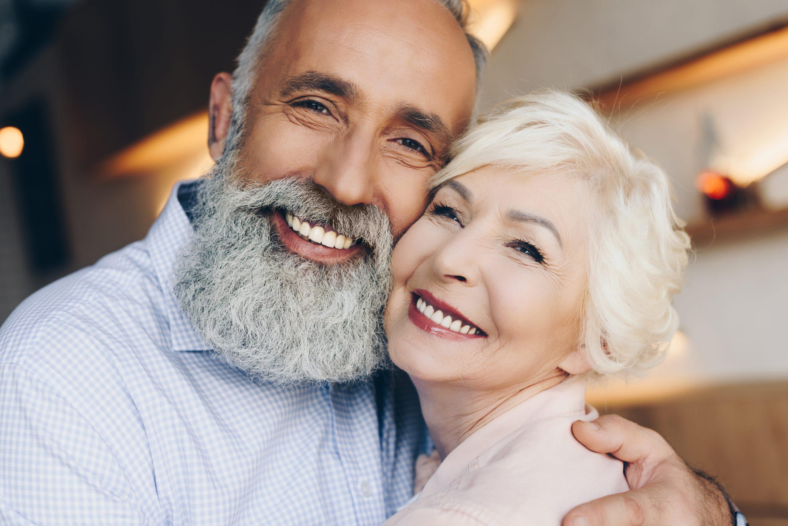 New Dentures - Denture Wearers
