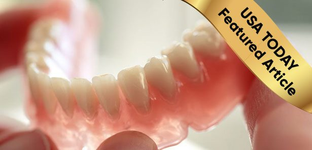 Dental impressions.